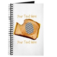 YOUR FACE Grilled Cheese Sandwich Journal