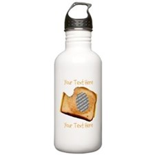 YOUR FACE Grilled Chee Water Bottle
