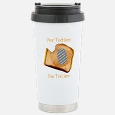 YOUR FACE Grilled Chees Travel Mug