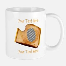 YOUR FACE Grilled Cheese Sandwich Mug