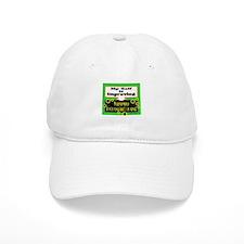 My Golf Is Improving/Jane Swan/ Baseball Baseball Baseball Cap