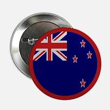 """""""New Zealand Flag"""" Button"""