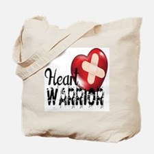 heart warrior Tote Bag