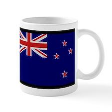 """""""New Zealand Flag"""" Small Mug"""