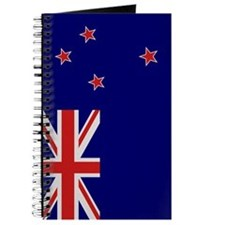 """New Zealand Flag"" Journal"