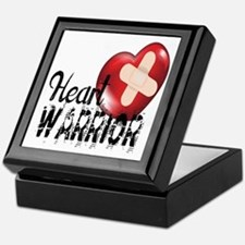 heart warrior Keepsake Box