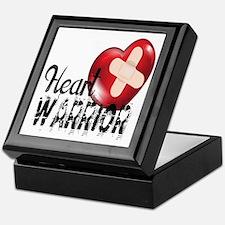 heart warrior Keepsake Box