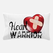 heart warrior Pillow Case