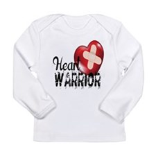 heart warrior Long Sleeve T-Shirt