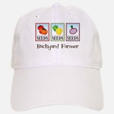 Backyard Farmer Baseball Baseball Baseball Cap