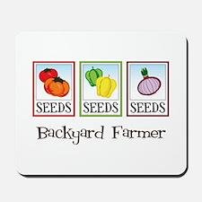 Backyard Farmer Mousepad