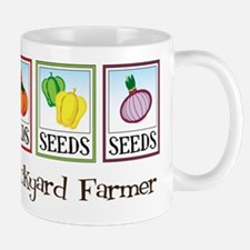 Backyard Farmer Mugs
