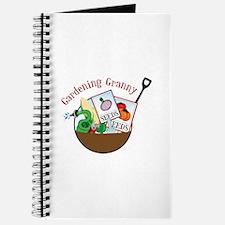 Gardening Granny Journal