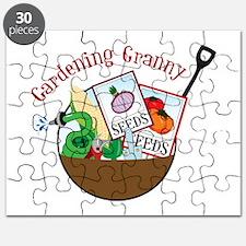 Gardening Granny Puzzle