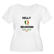 Kelly Reunion tshirt 3 Plus Size T-Shirt