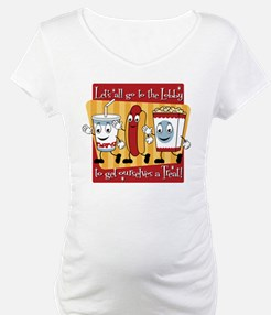 Lets All Go To The Lobby Women's Shirt