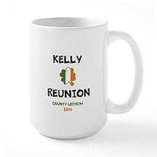 Kelly Reunion tshirt 3 Mugs