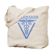 Caduceus VET (Veterinarian) Tote Bag