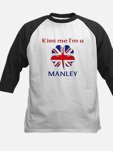 Manley Family Kids Baseball Jersey
