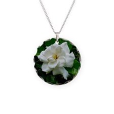 Gardenia Necklace
