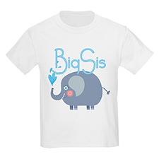 Elephant Big Sis T-Shirt