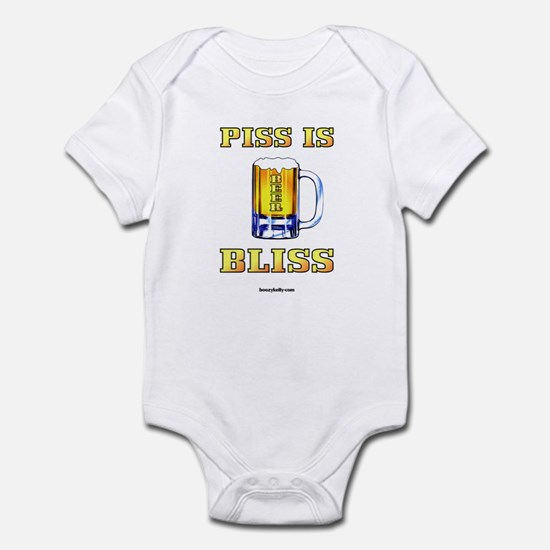 Piss is Bliss Infant Bodysuit