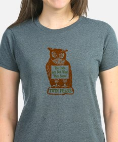The Owls Are Not What They Se Tee