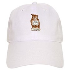 The Owls Are Not What They Seem Baseball Cap