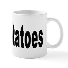 I Love Potatoes Mug