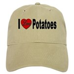 I Love Potatoes Cap