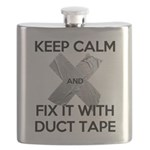 duct tape Flask
