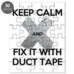 duct tape Puzzle