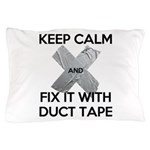 duct tape Pillow Case