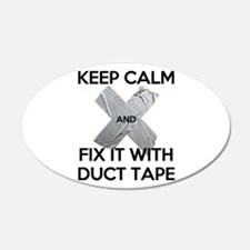 duct tape Wall Decal
