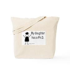 Cute Daughter Tote Bag