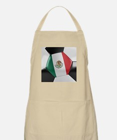 Mexico Soccer Ball Apron