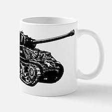 M4A3E2 Sherman Jumbo Mugs