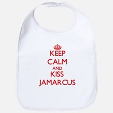 Keep Calm and Kiss Jamarcus Bib