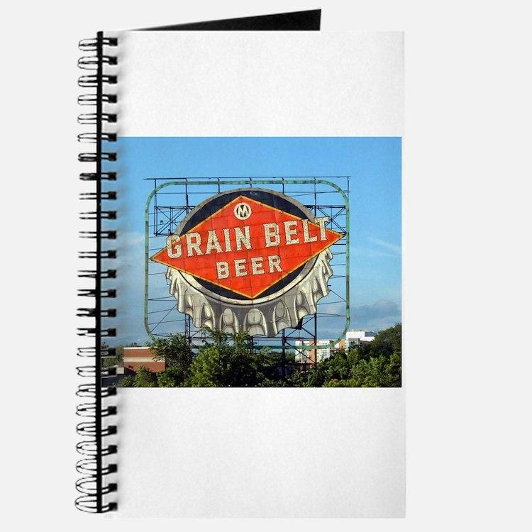 Minneapolis Grain Belt Sign Journal