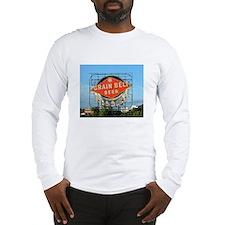 Minneapolis Grain Belt Sign Long Sleeve T-Shirt