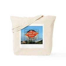 Minneapolis Grain Belt Sign Tote Bag