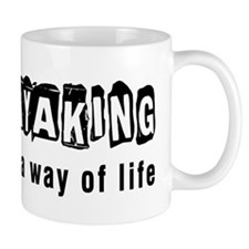Kayaking it is a way of life Mug
