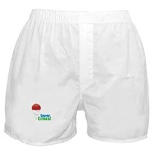 Snow Cones! Boxer Shorts