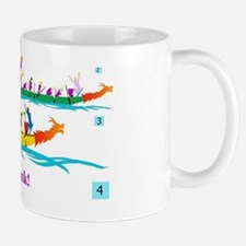 wonderful race dragon boat Mug