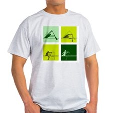 dragon boat paddling step by step T-Shirt