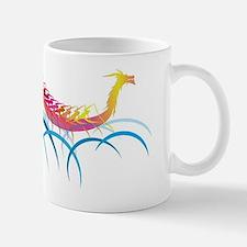 fantastic dragon boat Mug