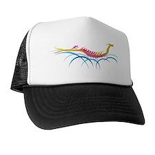fantastic dragon boat Trucker Hat