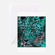 Jaguar 017 Greeting Cards