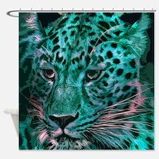 Jaguar 017 Shower Curtain
