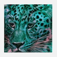 Jaguar 017 Tile Coaster